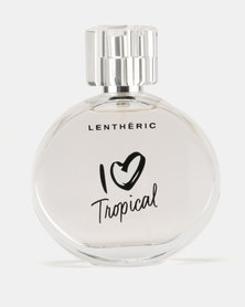 Lentheric I Love Tropical Eau De Parfum Spray 50ml