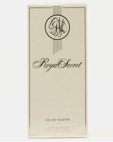 Monteil Paris Royal Secret Eau De Toilette Spray 100ml