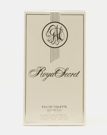 Monteil Paris Royal Secret Eau De Toilette Spray 50ml