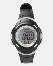 Cool Kids Digital Mid-Size Watch Black