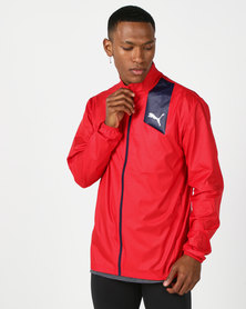 Puma Performance Ignite Jacket Red