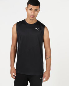 Puma Performance Sportstyle Core Ignite Singlet Mono Black
