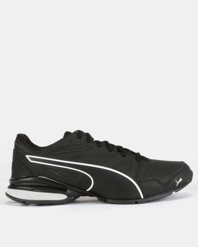 Puma Perfomance Tazon Modern SL FM Shoes Black White  28349d4e2