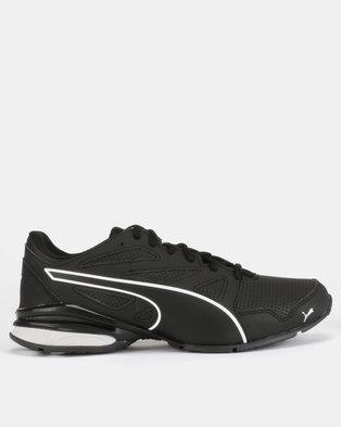 81dbd9953313 Puma Perfomance Tazon Modern SL FM Shoes Black White