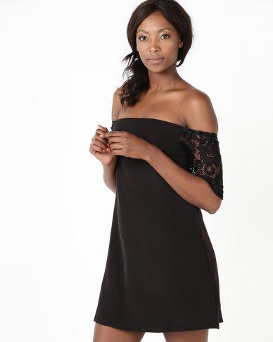 28e1024d3f33 Utopia by Celeste Bardot Dress Black   Zando