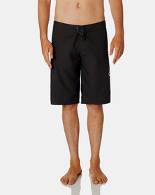 Fox Overhead Boardshorts Black Vintage