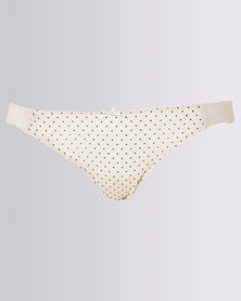 Women'secret Feminine Underwear Beige