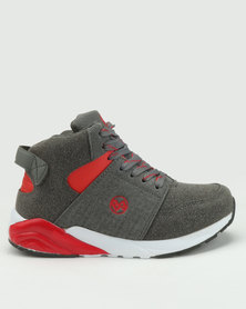 Bubblegummers Boys Sneakers Grey