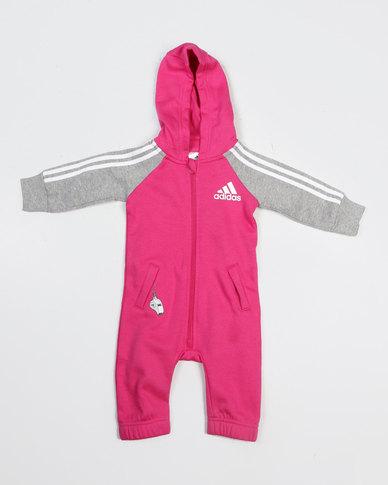 adidas Originals Baby Onesie Pink  31f70e076