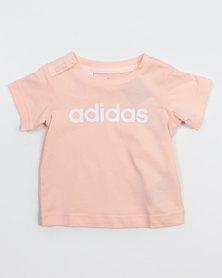 adidas Originals Baby Favourite Tee Pink