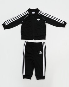 adidas Originals Baby I Track Set Black