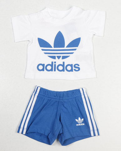 adidas short set