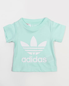 adidas Originals Baby I Trefoil Tee Mint