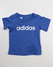 adidas Originals Baby Favourite Tee Blue