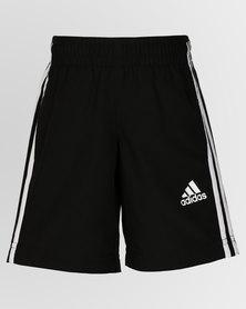 adidas Performance Boys Woven Shorts Black