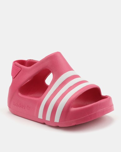 I Girls Pink Sandals Adidas Adilette Play 5jR4ALc3q