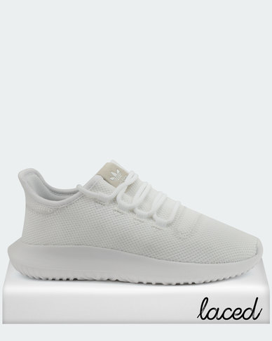 87f24fcde44e adidas Girls Tubular Shadow J Sneakers White