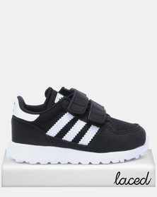 adidas Originals Boys Oregon CF Sneaker Black