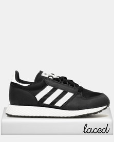 adidas Originals Boys Oregon Sneaker Black