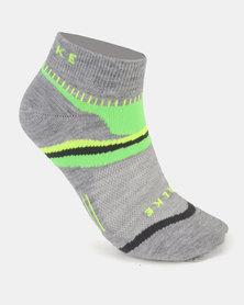Falke Performance Run Ventilator Socks Grey