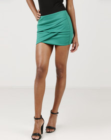 Utopia Aline Skirt Green