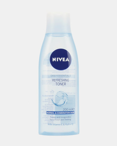 Nivea Refresh Toner 200ml