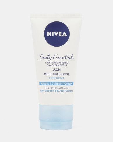 Nivea Light Daily Cream 50ml