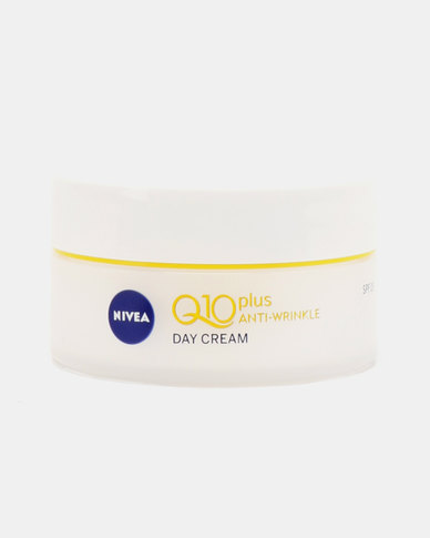 Nivea Q10 Day Cream SPF15 50ml