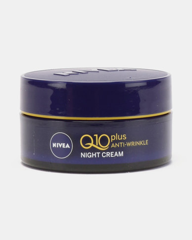 Nivea Q10 Night Cream 50ml