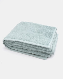 Nortex Indulgence Towel Green