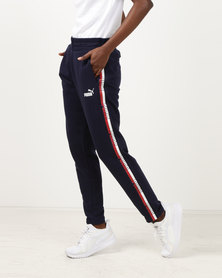 Puma Sportstyle Core Tape Pants TR Navy