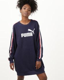 Puma Sportstyle Core Tape Dress TR Navy