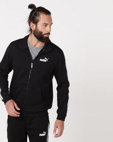 Puma Sportstyle Core Tape Track Jacket Black
