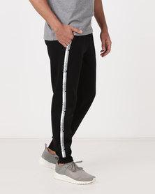 Puma Sportstyle Core Tape Pants Black