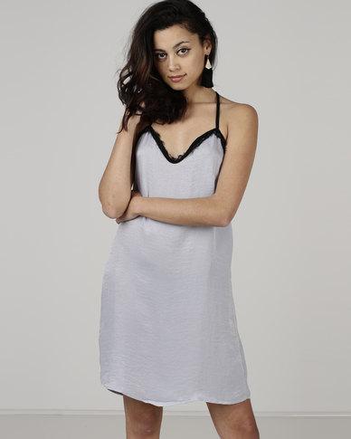 Utopia by Hannah Camisole Dress Grey