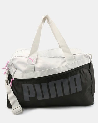 Puma Performance Dancer Grip Bag Black Grey Violet 3f3296ac2f