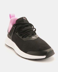 Puma Sportstyle Core Insurge Mesh Sneakers Black/Orchid/White