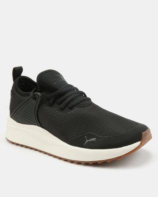 b9001cd6f66 Puma Sportstyle Core Pacer Next Cage Sneakers Puma Black-Puma Black-White