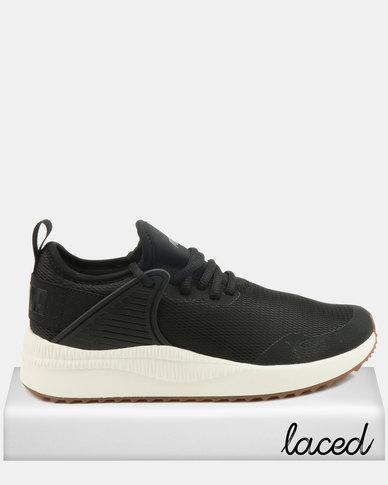 da146346a95 Puma Sportstyle Core Pacer Next Cage Sneakers Puma Black-Puma Black-White    Zando