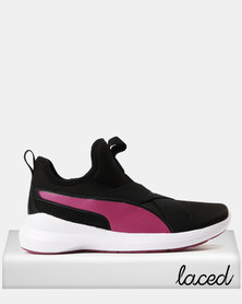 Puma Sportstyle Core Rebel X Puma Sneakers Black/Magenta Haze