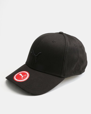 Puma Sportstyle Core Stretchfit BB Cat Cap Black