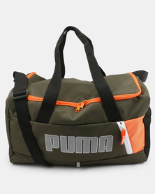 Puma Sportstyle Core Fundamentals Sports Bag Black