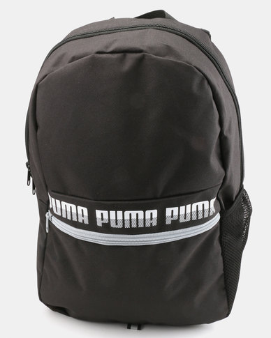 b0c4f61d0b03 Puma Phase Backpack Black