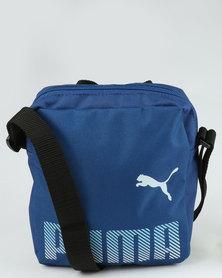 Puma Sportstyle Core Plus Portable Bag Blue
