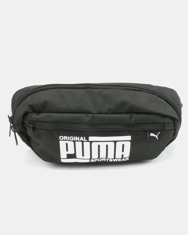d882f1b9eb15 Puma Sole Waist Bag Black
