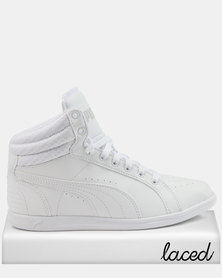 Puma Sportstyle Core Ikaz Mid v2 Sneakers White