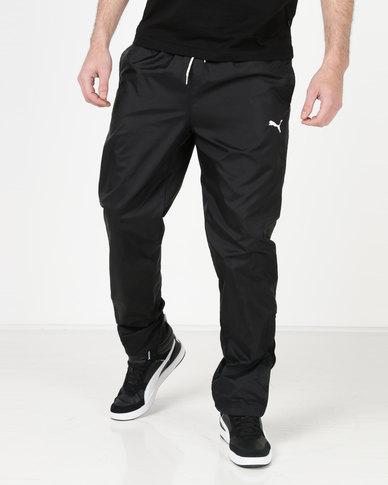 Puma Sportstyle Core Mens Woven Pant II Puma Black