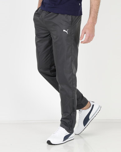 Puma Sportstyle Core Mens Woven Pants II Asphalt