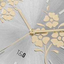 Tick & Ogle Ladies Watch - Mesh Silver