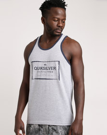 Quiksilver In The Box Tank Grey